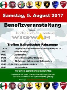 Benefiz-Veranstaltung 2017